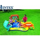 Piscina playground dinosauri INTEX cm 249x191x109