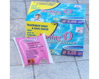 BERLING'O MAREVA per piscine di 4.57 mt - 1 confez. (12 sacchettini da 180ml)